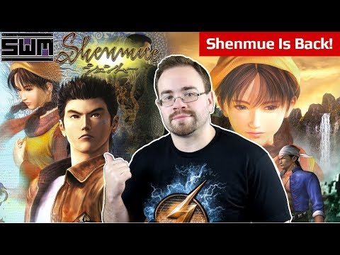 Shenmue 1 + 2 Remastered Announced Along With Sega Ages For Switch   News Wave Extra