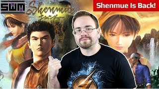Shenmue 1 + 2 Remastered Announced Along With Sega Ages For Switch | News Wave Extra