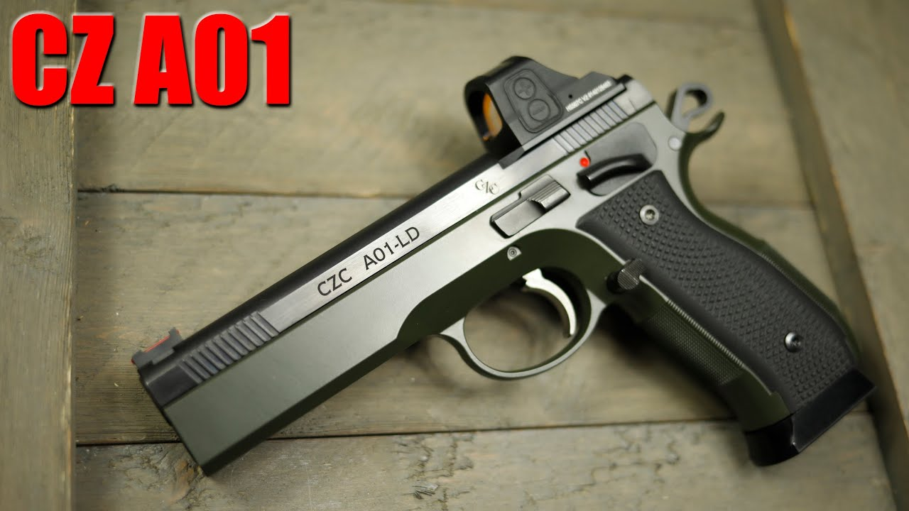 CZ Custom A01-LD Full Review : The Most Accurate Gun I Wouldn't Recommend. (Vs. Shadow 2 & TSO)
