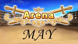 Brave Frontier: Arena Battles!!! (May - Showcase)