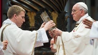 Phóng Sự Ngày Thứ Năm Tuần Thánh tại Vatican và Jerusalem