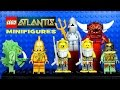 LEGO® Atlantis Guardians of the Deep Official Minifigure Collection Set 2