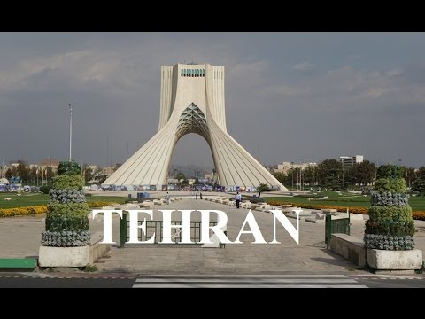 Iran/Travelling Iran by train &Tehran Metro  Part 8