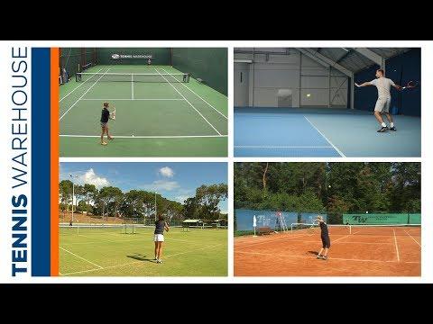 Tennis Court Surfaces Explained!