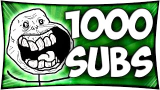 Video How To Get 1000 Subscribers - Gaming Channel Tips & Tricks download MP3, 3GP, MP4, WEBM, AVI, FLV Juli 2018