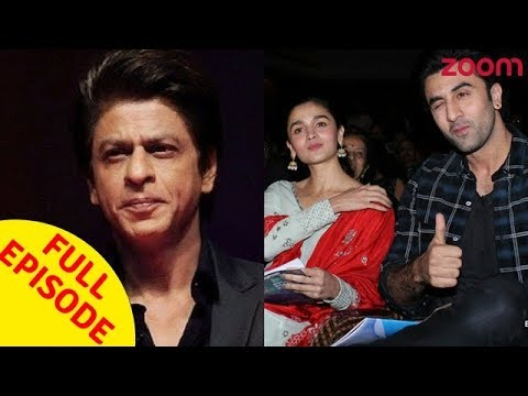 SRK To Sign A Revenge-Drama For His Next? | Ranbir Unhappy Being Linked Up With Alia & More