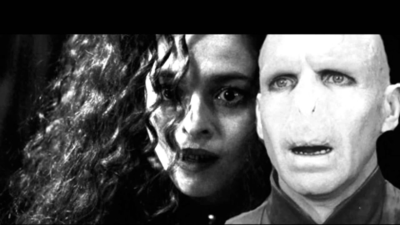 bellatrix and voldemort