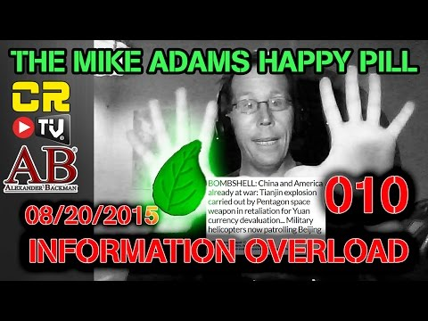 MIKE ADAMS EXPOSED   INFO OVERLOAD   EP 10
