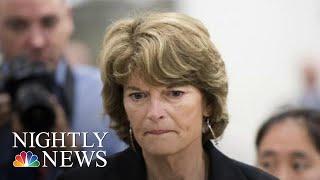 Sen. Lisa Murkowski Dissatisfied With Senate Leadership's Handling Of Impeachment | NBC Nightly News