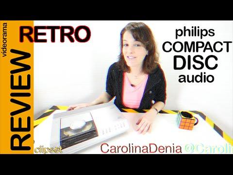 Philips Compact Disc audio Retro review 35 anniversary