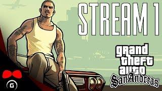 Grand Theft Auto: San Andreas | #1 | Agraelus | 1080p60 | PC | CZ