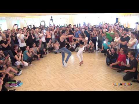 Marcelo Alcaraz & Belen Tejedor (Bachata Workshop) 18.06.2017 - (W6/#13) Spiff TV-Just As I Am