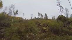 Uusi polku Jyväskylänradan varresta Metsäpolun päähän