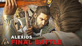 Sparta vs Athens Massive Fight (Final Battle with Alexios) - Assassin
