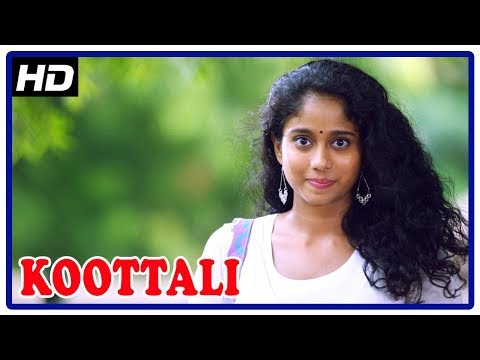 Latest Tamil Movies 2018 | Koottali Movie Scenes | Krisha Kurup falls for Sathish | Appukutty