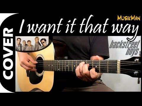 I Want It That Way 💘🔥 / Backstreet Boys | Cover #132