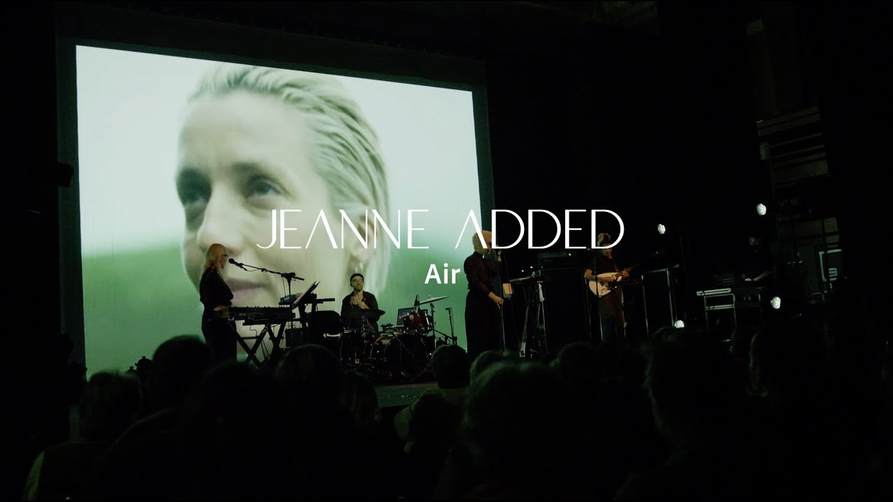 Jeanne Added - Air ( Live )