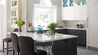 Interior Design – A Luxurious Kitchen Fit For Entertaining