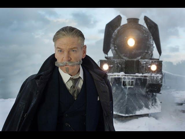 Vražda v Orient expresu - první oficiální český HD trailer