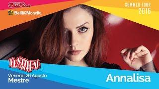 Annalisa Potrei abituarmi Festival Show 2016 - Mestre.mp3
