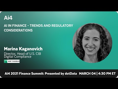 AI in Finance – Trends and Regulatory Considerations