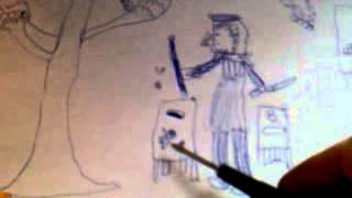 Детские рисунки про пчёл и пасеку(, 2015-07-13T04:18:29.000Z)
