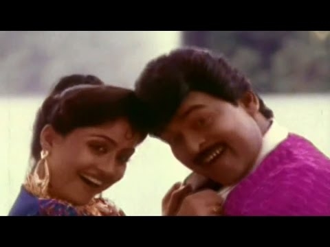 Rudranetra Movie || Ek Dho Teen Video Song || Chiranjeevi, Radha, Vijayashanti