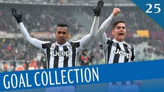 GOAL COLLECTION - Giornata 25 - Serie A TIM 2017/18 streaming