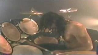 Metallica- The best of Lars double bass drumming