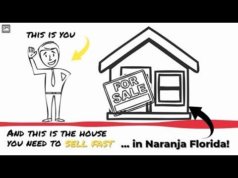Sell My House Fast Naranja: We Buy Houses in Naranja and South Florida