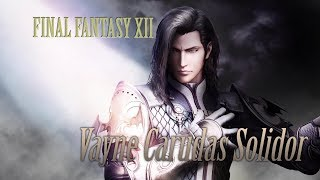 Fore more information: https://goo.gl/hVa3q7 Vayne from FINAL FANTASY XII enters the legendary lineup of villains in late April for DISSIDIA FINAL FANTASY ...