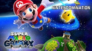 BEST Wii GAMES - Super Mario Galaxy