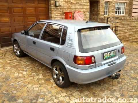 2006 TOYOTA TAZZ Auto For Sale On Auto Trader South Africa - YouTube
