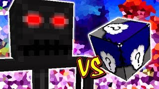 MONSTRO DO PESADELO VS. LUCKY BLOCK DEATH NOTE (MINECRAFT LUCKY  BLOCK CHALLENGE)