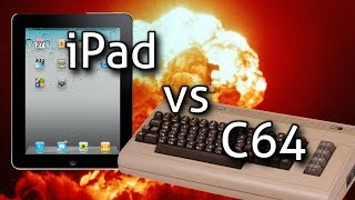 iPad vs Commodore 64 - Which Should You Get?