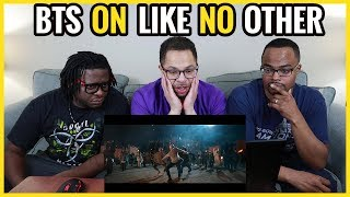 Like NO Other | BTS 'ON' Official MV REACTION