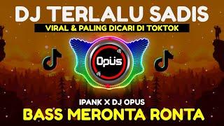 Download Lagu DJ TERLALU SADIS IPANK TIK TOK VIRAL 2020 mp3