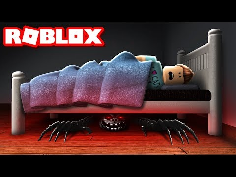 THE CREEPIEST ROBLOX HORROR GAME