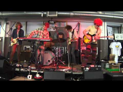 Pond live at Rough Trade East, London 2012 - Eye Pattern Blidness