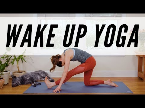 Wake Up Yoga  11 Minute Morning Yoga Practice Yoga With Adriene