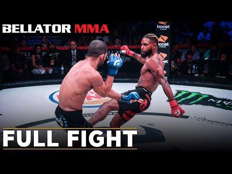 Full Fight   Darrion Caldwell vs. Noad Lahat - Bellator 204
