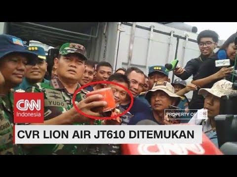 Kronologis Penemuan CVR Lion Air JT-610 Mp3