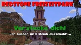 Redstone Freizeitpark - SERVER: Verstecken spielen