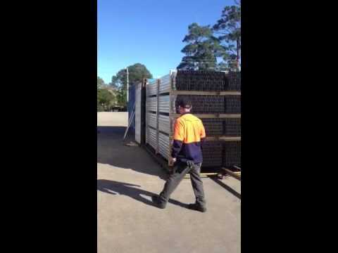 Refobar container load