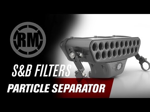 S&B Filters | Particle Separator