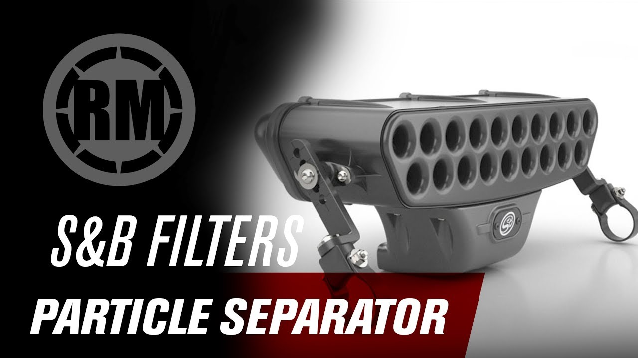 S And B Filters >> S B Filters Particle Separator