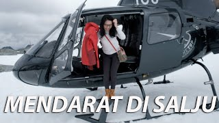 NYEWA HELICOPTER DI NEW ZEALAND - #dimvlog 276