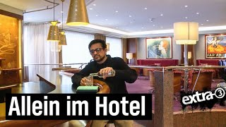 Realer Irrsinn: Hotel für einen Gast | extra 3 | NDR