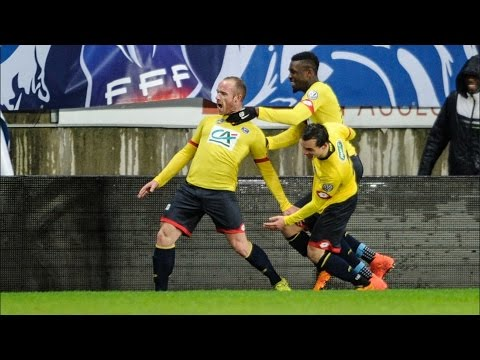 French Cup | Round Of 16 | Sochaux Upset Monaco With 2-1 Victory