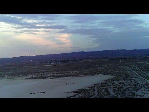 Syma X5C Quadcopter Raw Video Example